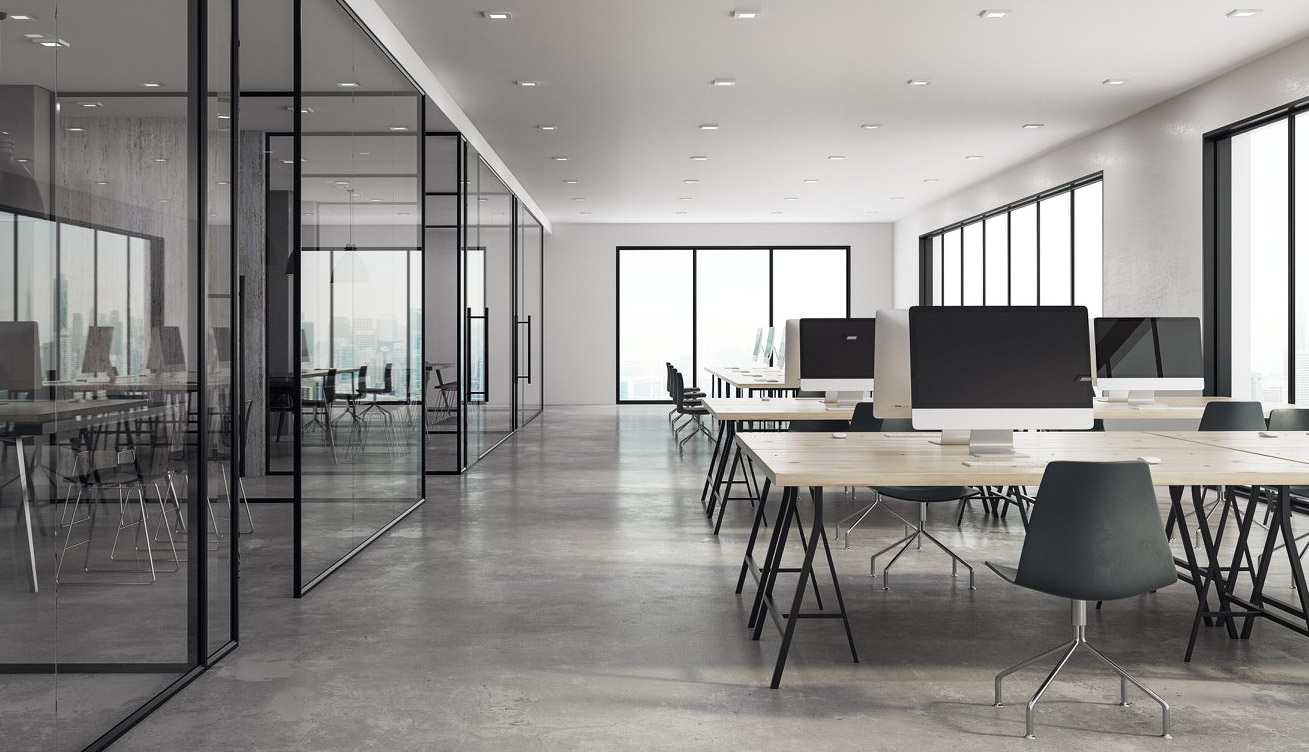 Smart Office with Bluetooth Mesh